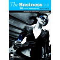 The business 2.0 Students book upper intermediate level