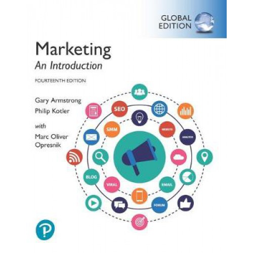 Marketing: An Introduction plus Pearson MyLab Marketing with Pearson eText, Global Edition