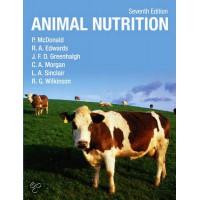 Animal nutrition (wordt op school geleverd)