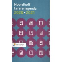 Noordhoff Lerarenagenda 2020-2021
