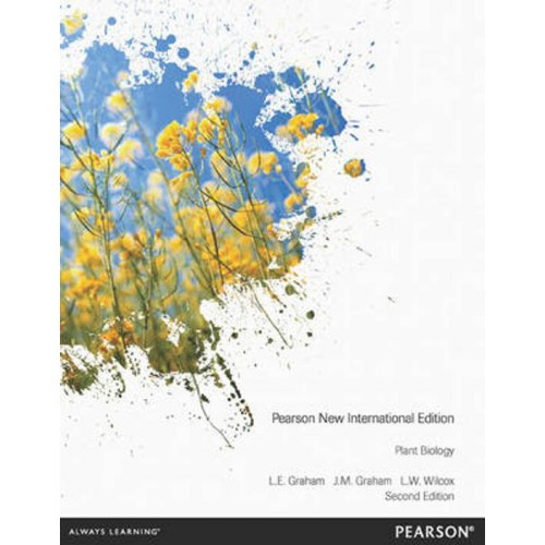 Plant biology, papieren boek